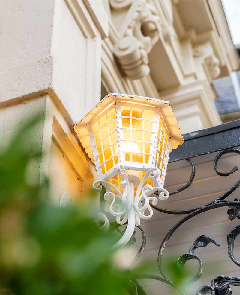 Aussenansicht Hotel Mozart