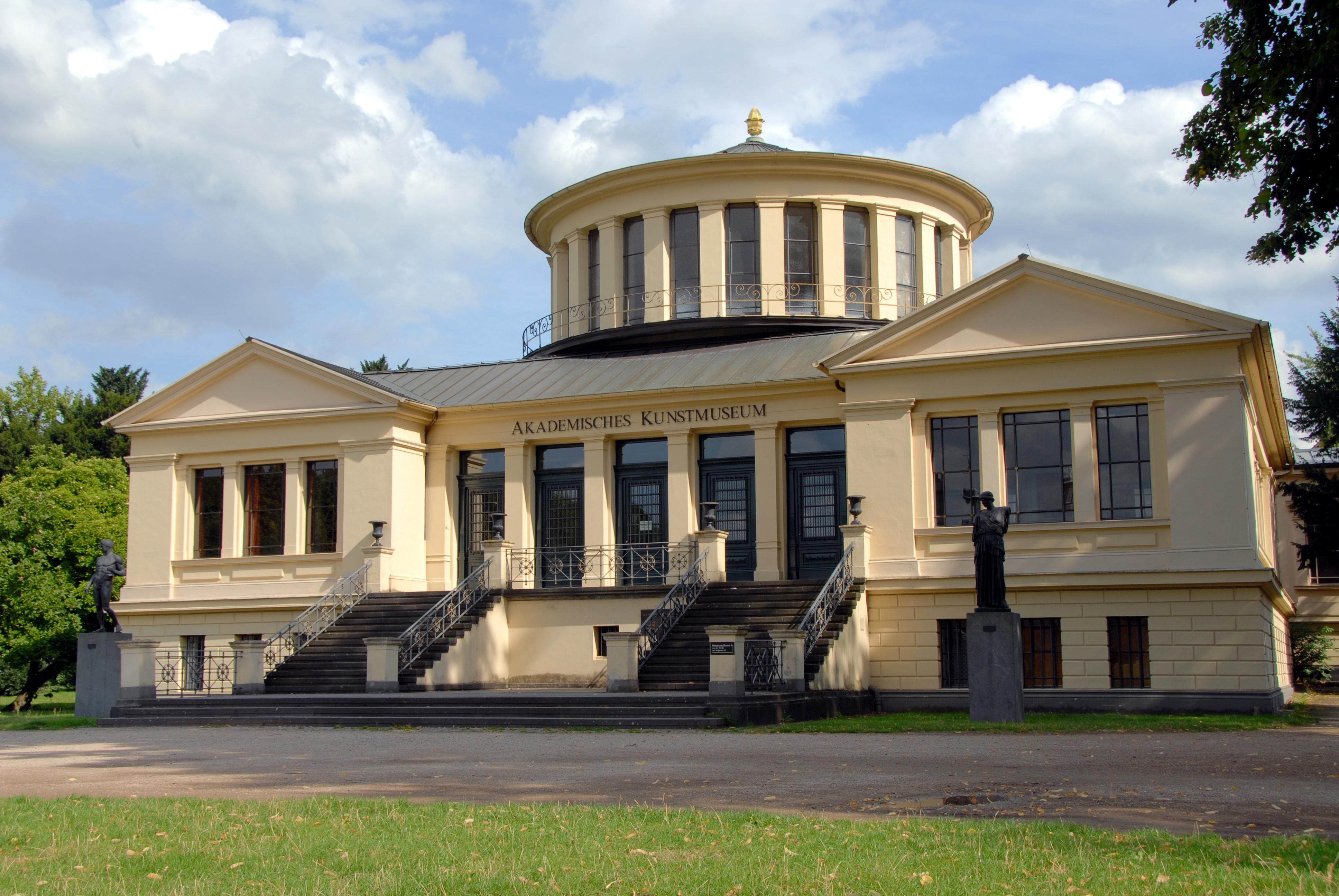 Akademisches Kunstmuseum, Antikensammlung, Bonn, Am Hofgarten