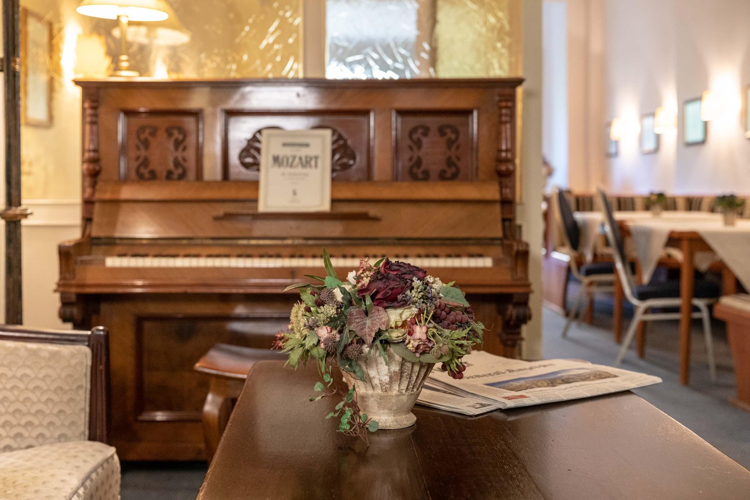 Einrichtung Hotel Mozart Bonn